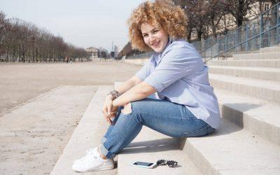 Lisa Nasri «Mon corps n'est plus un obstacle»